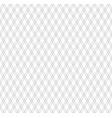 seamless geometric diamonds pattern vector image vector image