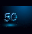 5g new wireless internet wifi connection global vector image