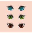 Different set of eyes