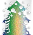 New Year decoration vector image vector image