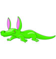 cute creature vector image vector image