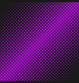 Geometrical halftone diagonal square background