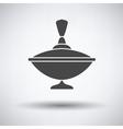 Peg-Top icon vector image