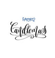 february 2 - candlemas - jewish holiday celebrated vector image