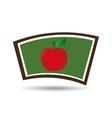 school board icon apple design vector image
