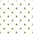 alder leaf pattern seamless vector image vector image