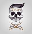 barber vector image