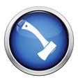 Camping axe icon vector image vector image