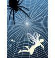 fairy prey vector image vector image
