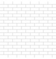 white brick wall texture background texture of vector image