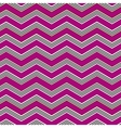 zigzag pattern vector image vector image
