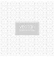 creative seamless hexagonal pattern - delicate vector image