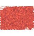 mosaic background tessellation pattern red wavy
