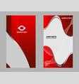 premium business card design set vector image vector image