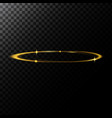 abstract of a light effect in vector image vector image