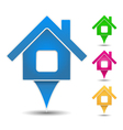 House icon vector | Price: 3 Credits (USD $3)