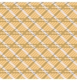 modern pattern with small abstract shapes vector image