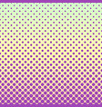 halftone gradient dot pattern background - graphic vector image vector image