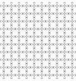 abstract seamless pattern intersecting circles vector image vector image