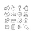dollar exchange mouse cursor and headhunter icons vector image