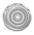 nine bold stamps 10-09 spir vector image