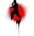 rap music illustration vector image