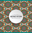seamless pattern tile vector image