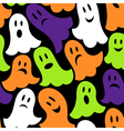 Halloween Themed Seamless vector image