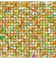 Multicolor Mosaic Background vector image vector image