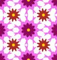Purple burgundy pattern vector image vector image