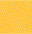 striped wavy pattern seamless summer bacckground vector image