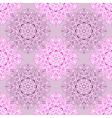 Zentangle Mandala seamless pattern Hand drawn for vector image vector image