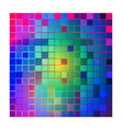 abstract pixels background3 vector image