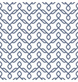 mesh seamless geometric pattern for textiles book vector image
