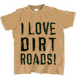 off-road t-shirts design vector image vector image