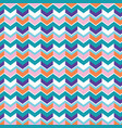 chevron arrow pattern seamless pattern vector image