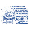 Leaving moon print for kids