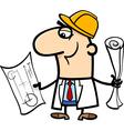 Engineer cartoon