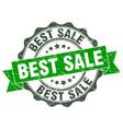best sale stamp sign seal vector image