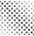 retro halftone circle pattern background - design vector image vector image