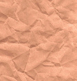 Folds the paper Kraft paper vector image
