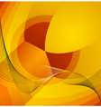 Abstract decorative background composition vector image vector image