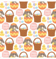 easter rabbit holiday bunny rabbit and vector image vector image