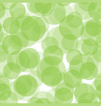 abstract green and white background vector image