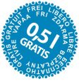 sale stickers gratis vector image