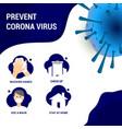 abstract corona virus dark background