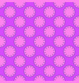 abstract pattern on the violet background vector image vector image