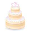 cake 07 vector image vector image