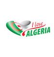 national flag algeria