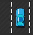 super sports car vector image vector image
